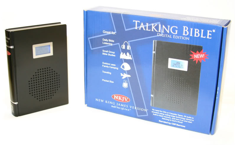 Digital Talking Bible